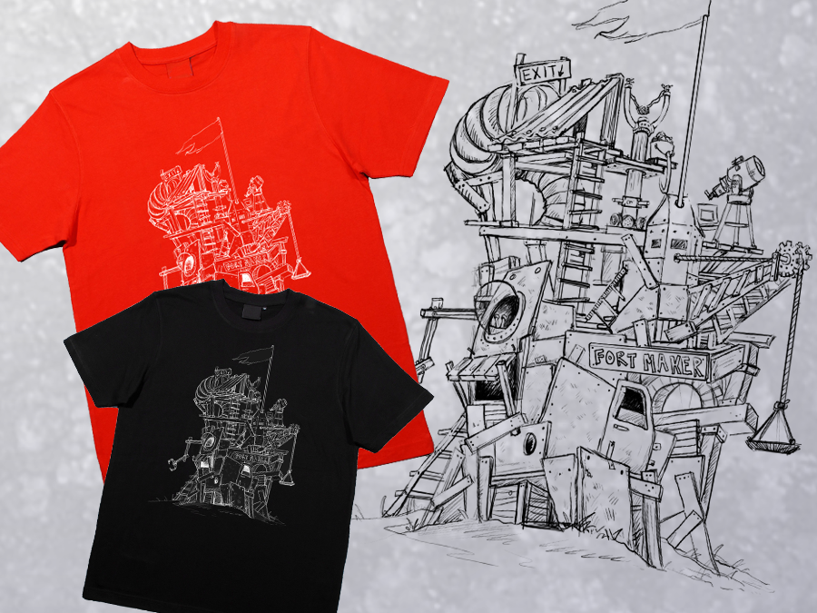 Maker Faire T-Shirt